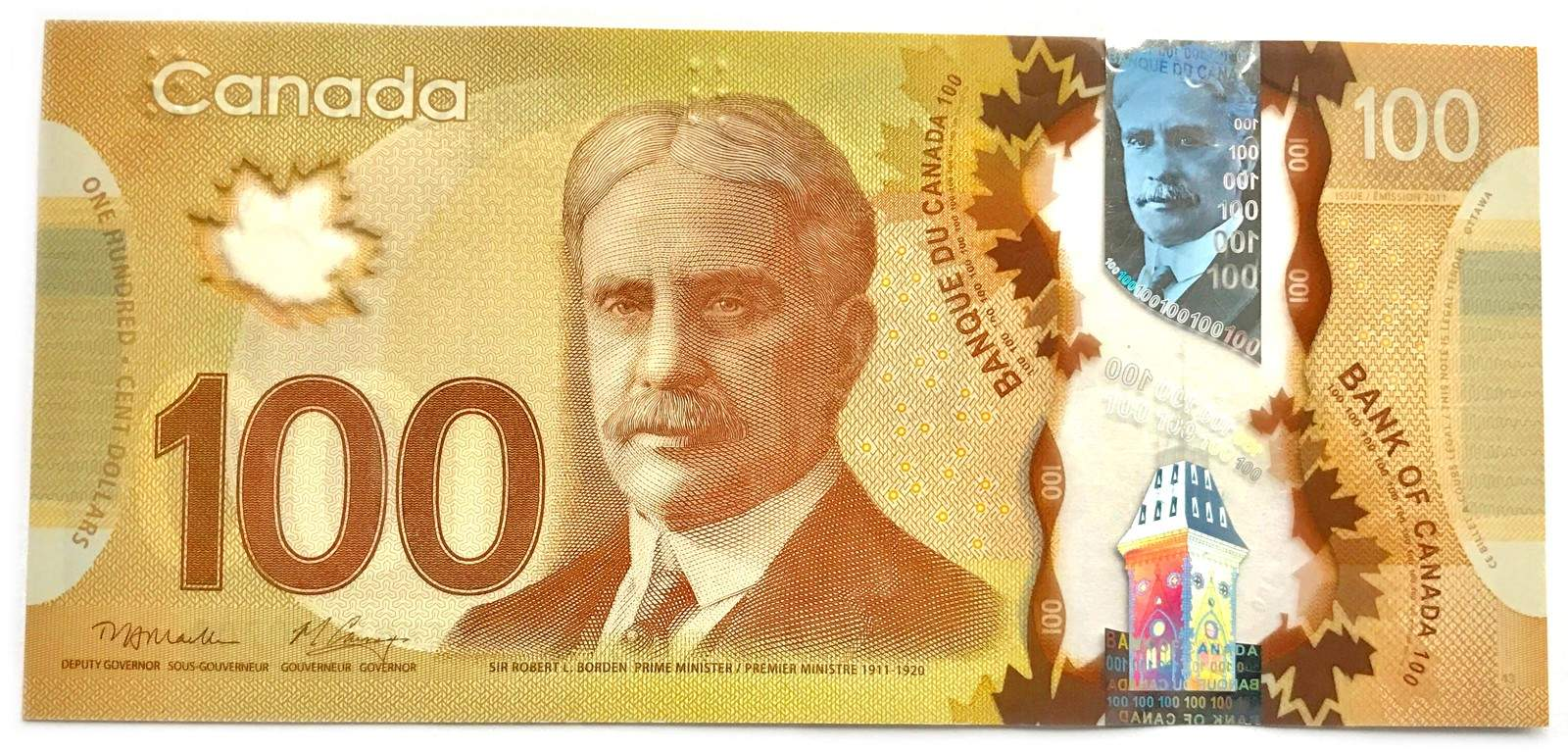 Counterfeiting Large Bills Is A Problem In Canada Which The Reason Why Government Discontinued 1 000 Bill Previously Next Largest