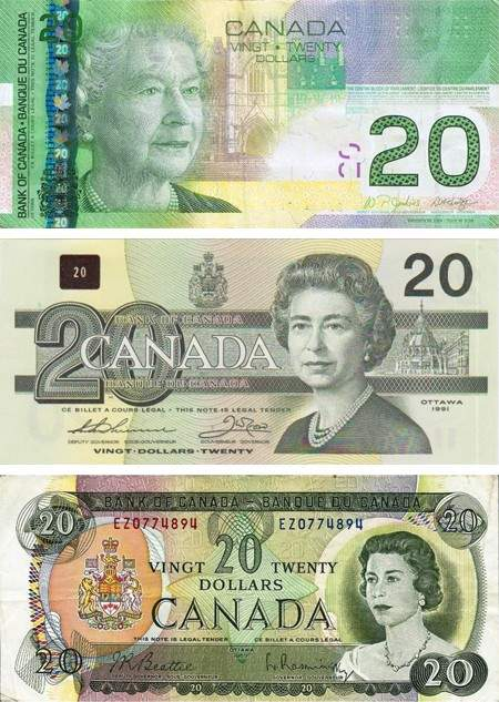 Money | The Canada Guide