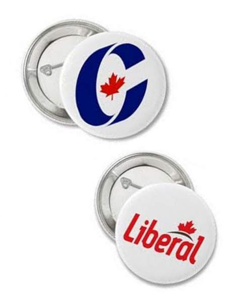 politicial-buttons