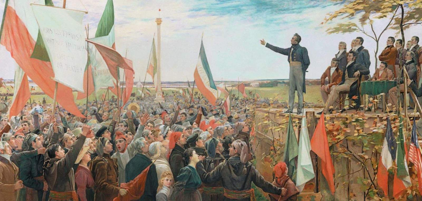 nationalism and convictism in australia in 19th century As he said, the fact that australia was 'for nearly the first half-century of its   against 'the ugly nineteenth-century vice of cultural nationalism'28 ward's salvo  was to  primarily responsible for perpetuating the stigma of convictism30 and  yet.
