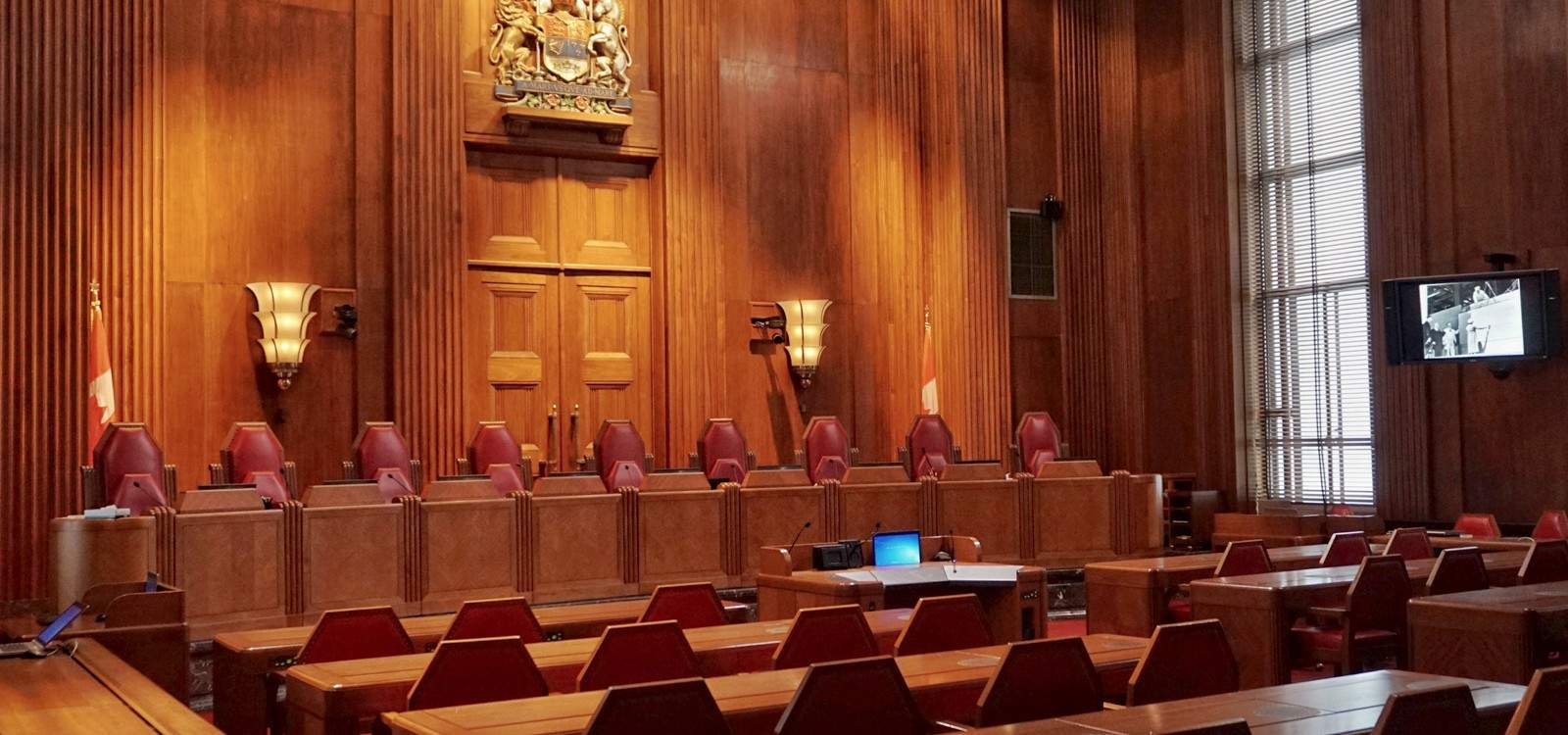 B.C. judges take provincial government to court - British